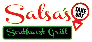Salsas South West Grill Take out Mexican Food Southington CT Logo